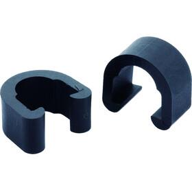 Jagwire Klammer C-Clip für Bremsleitungbefestigung 4 Stück